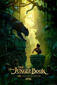 The Jungle Book (2016) - Movie Poster