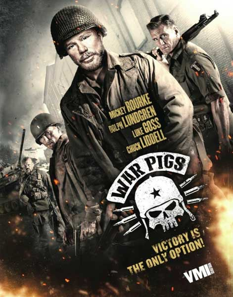 War Pigs (2015) - Movie Poster