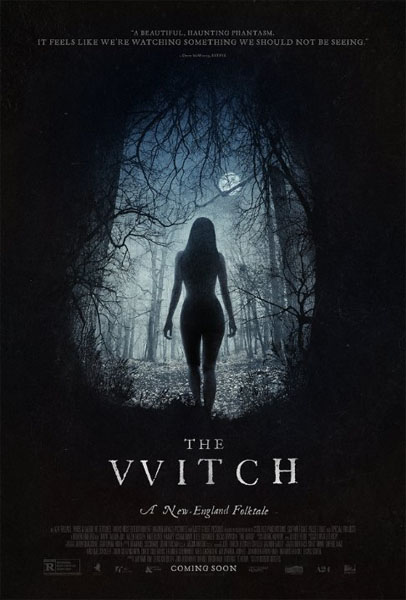 Witch, The (2015) - Movie Poster