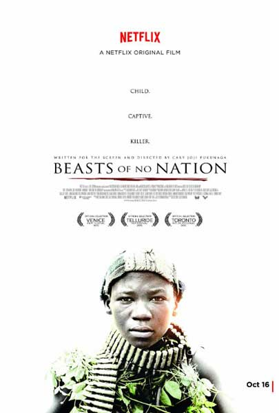 Beasts of No Nation (2015) - Movie Poster