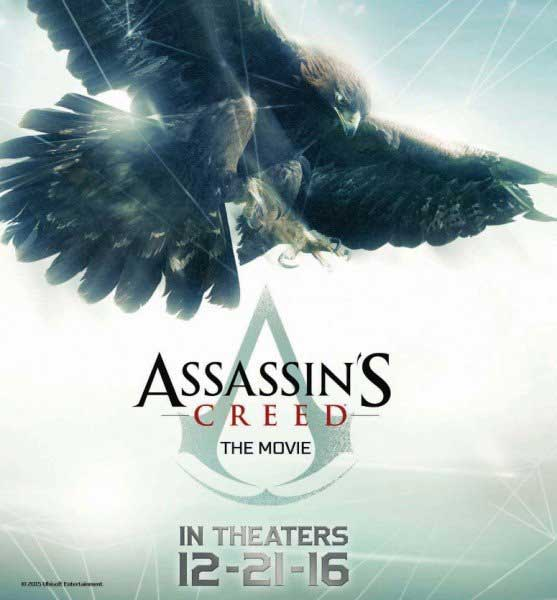 Assassin\'s Creed (2016) - Movie Poster