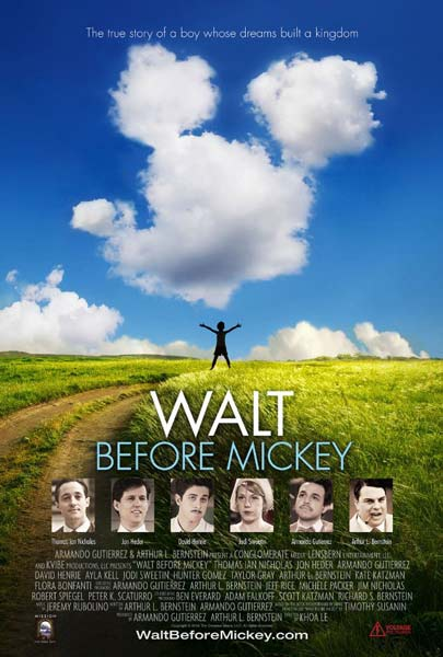 Walt Before Mickey (2015) - Movie Poster