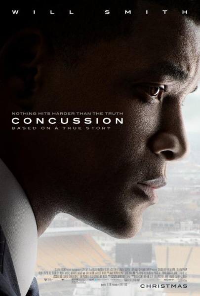 Concussion (2015) - Movie Poster