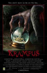 Krampus (2015) - Movie Poster