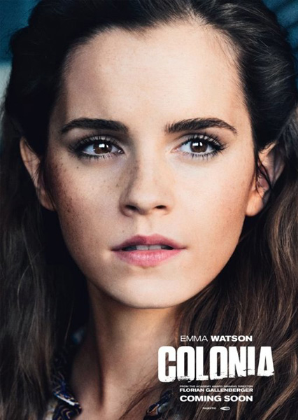 Colonia (2015) - Movie Poster