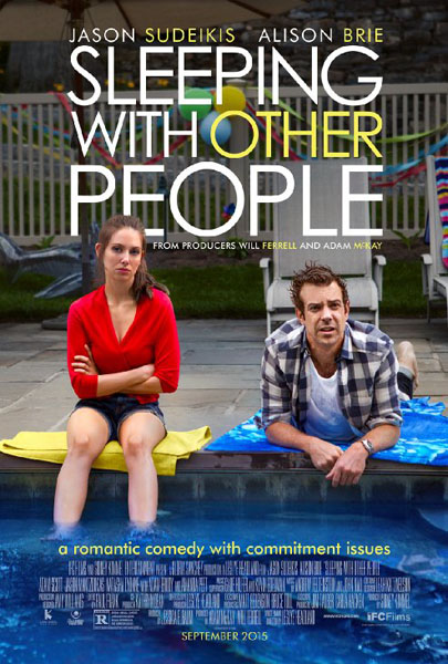 Sleeping with Other People (2015 - Movie Poster