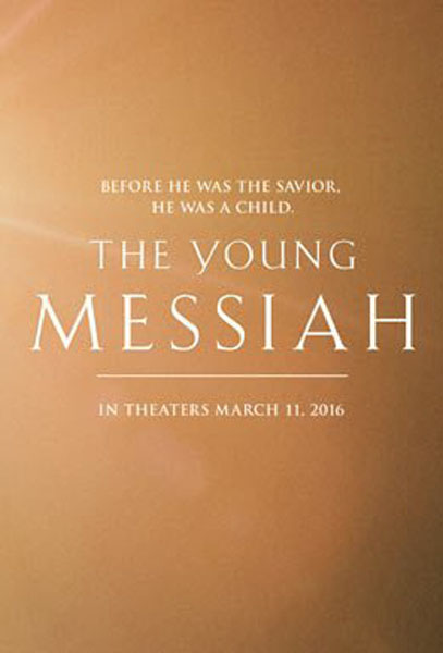 The Young Messiah (2016) - Movie Poster