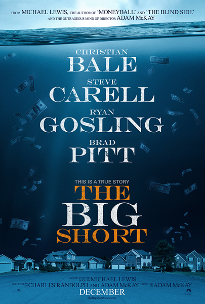 Big Short, The (2016) - Movie Poster