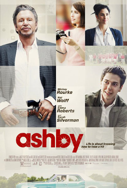 Ashby (2015) - Movie Poster