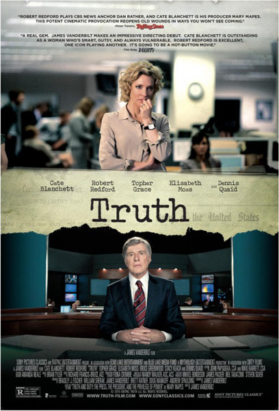 Truth (2015) - Movie Poster