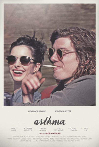 Asthma (2014) - Movie Poster