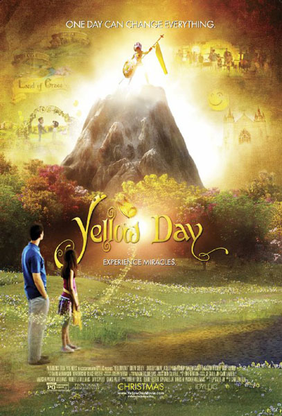 Yellow Day (2015) - Movie Poster