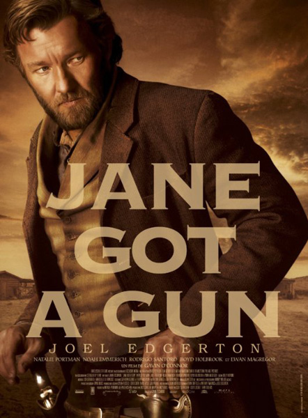 Jane Got a Gun (2015) - Movie Poster