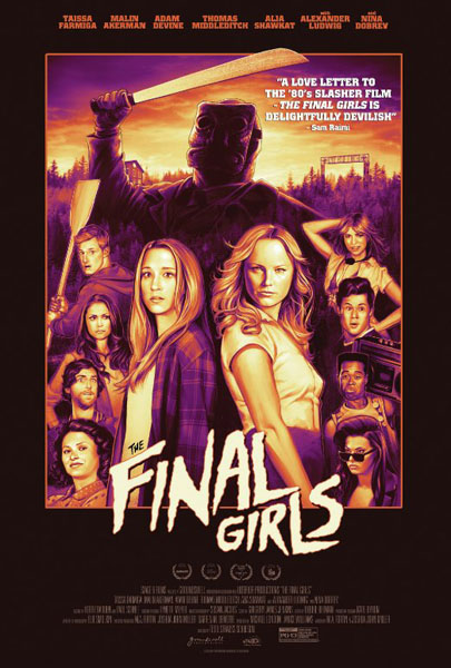 The Final Girls (2015) - Movie Poster