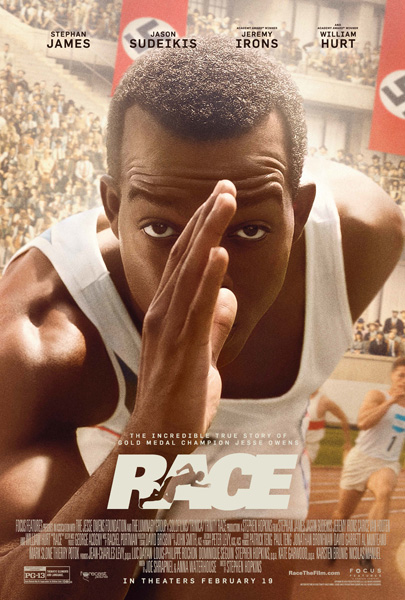 Race (2016) - Movie Poster
