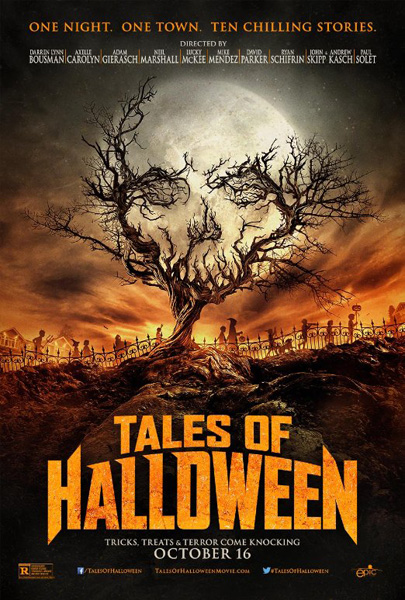 Tales of Halloween (2015) - Movie Poster