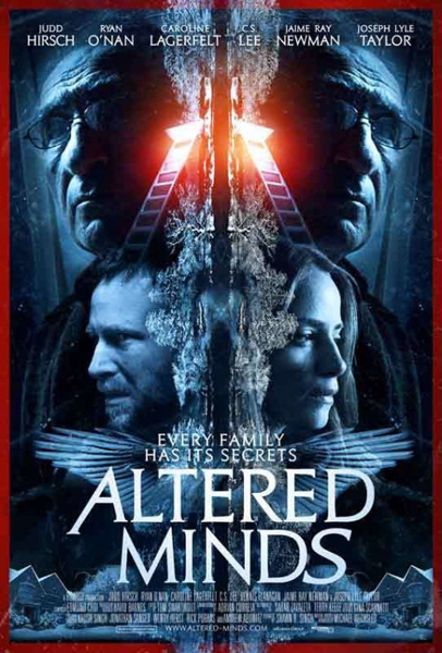 Altered Minds (2013) - Movie Poster