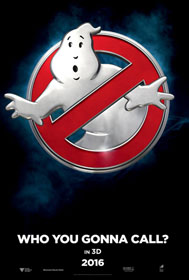 Ghostbusters (2016) - Movie Poster