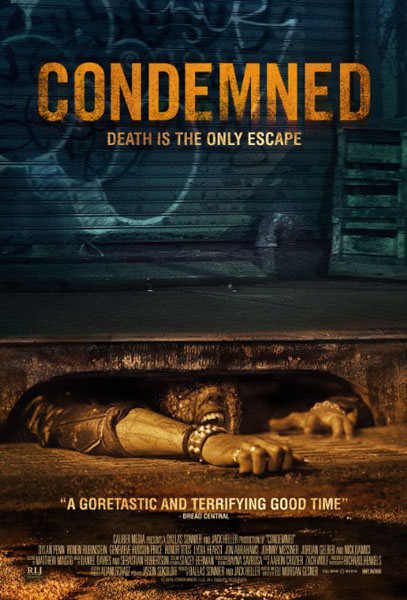 Condemned (2015) - Movie Poster