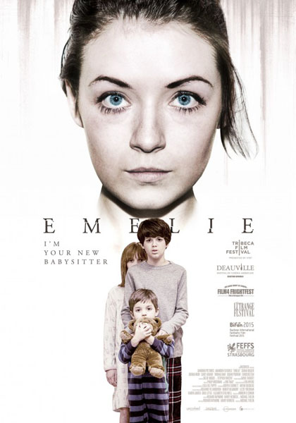 Emelie (2015) - Movie Poster