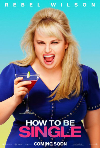 How to Be Single (2016) - Movie Poster