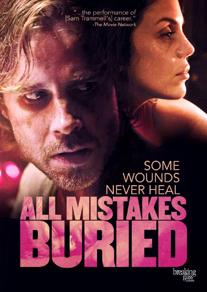 All Mistakes Buried (2015) - Movie Poster