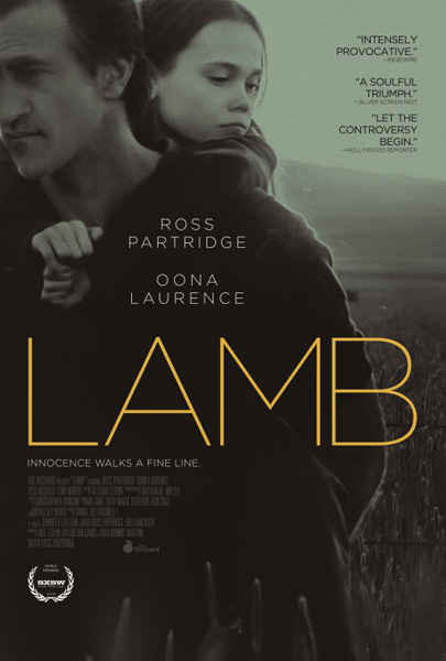 Lamb (2015) - Movie Poster