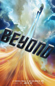 Star Trek Beyond (2016) - Movie Poster