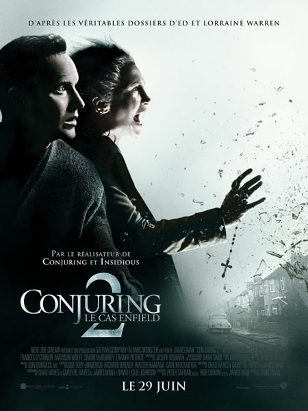 Conjuring 2, The (2016) - Movie Poster