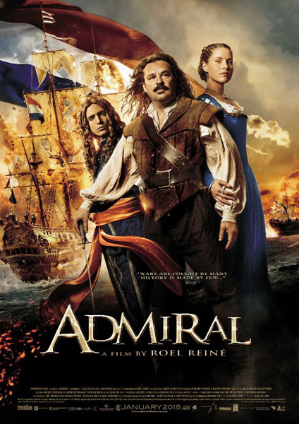 Admiral (2015)  - Movie Poster