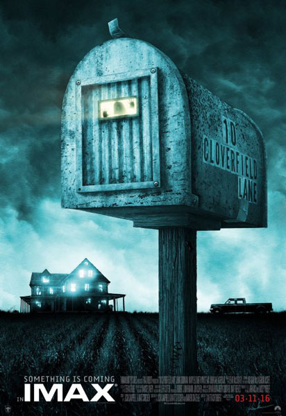 10 Cloverfield Lane (2016) - Movie Poster