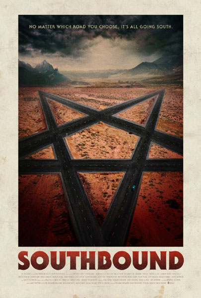 Southbound (2015) - Movie Poster