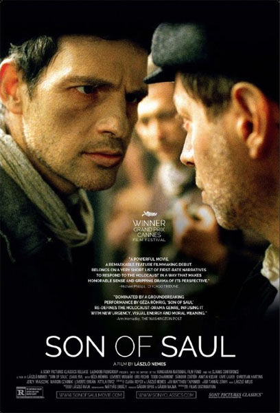 Son of Saul (2015) - Movie Poster