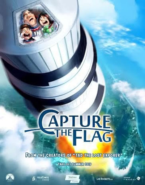 Capture the Flag (2015) - Movie Poster