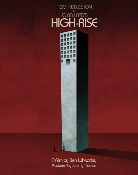 High-Rise (2015) - Movie Poster