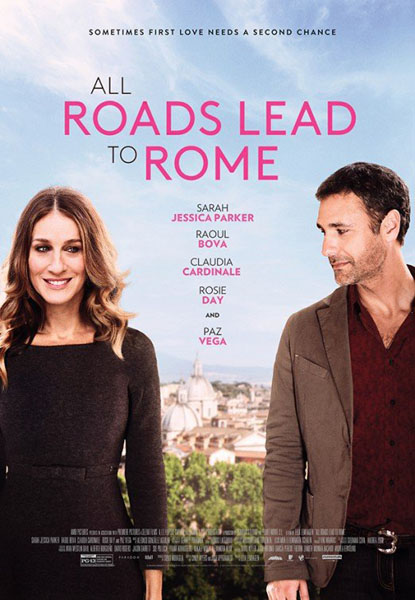 All Roads Lead to Rome (2015) - Movie Poster