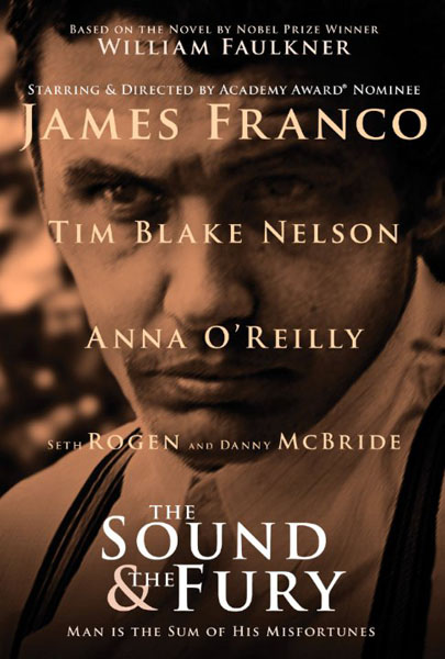 The Sound and the Fury (2014) - Movie Poster