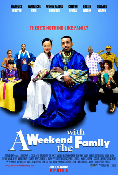 A Weekend with the Family (2016) - Movie Poster