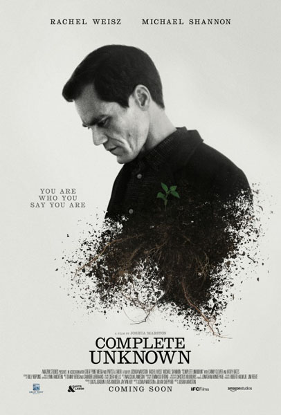 Complete Unknown (2016) - Movie Poster
