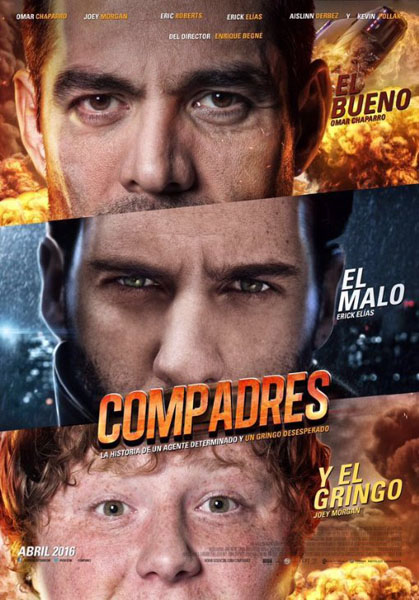 Compadres (2016) - Movie Poster