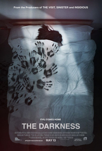 The Darkness (2016) - Movie Poster