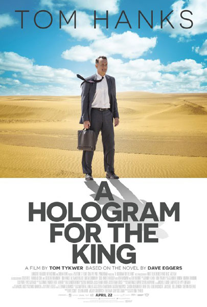 A Hologram for the King (2016) - Movie Poster