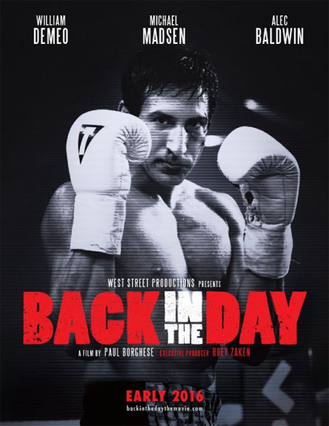 Back in the Day (2016) - Movie Poster