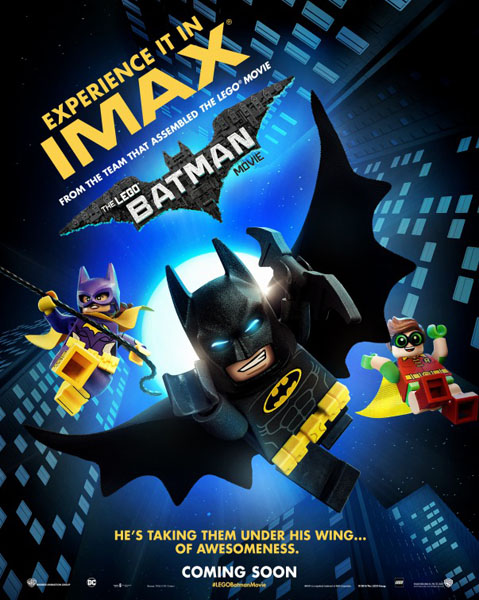 Lego Batman Movie, The (2017) - Movie Poster