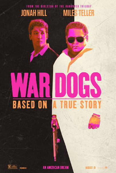 War Dogs (2016) - Movie Poster