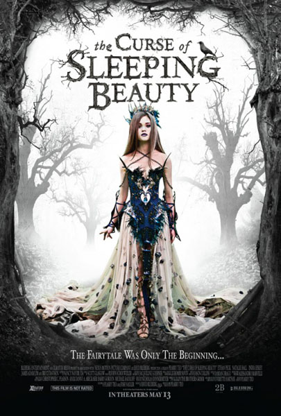 The Curse of Sleeping Beauty (2016) - Movie Poster