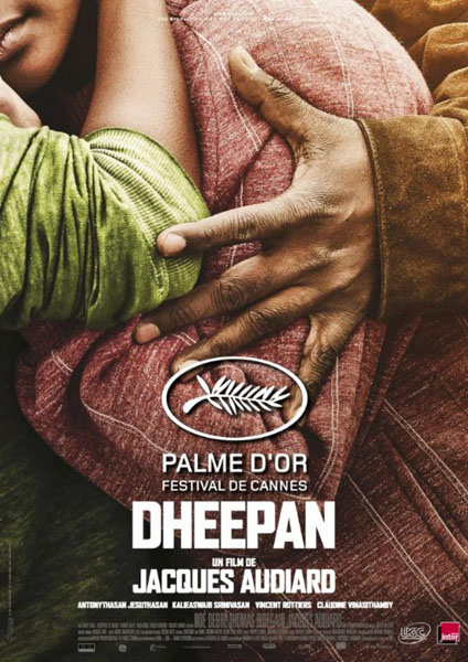 Dheepan (2015) - Movie Poster