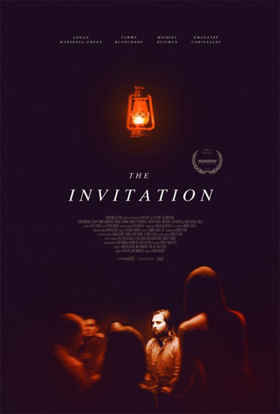 The Invitation (2015) - Movie Poster