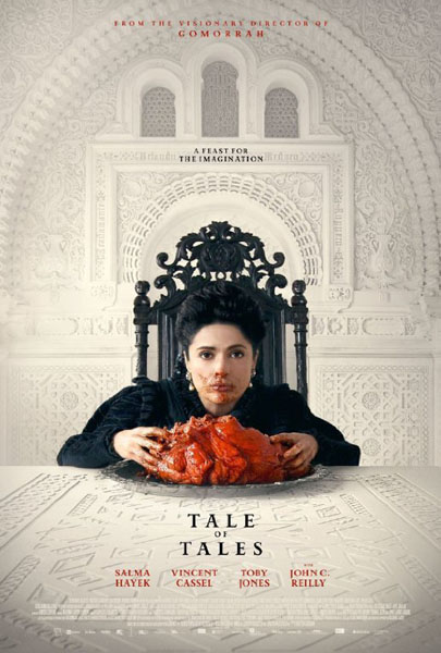 Tale of Tales (2015) - Movie Poster