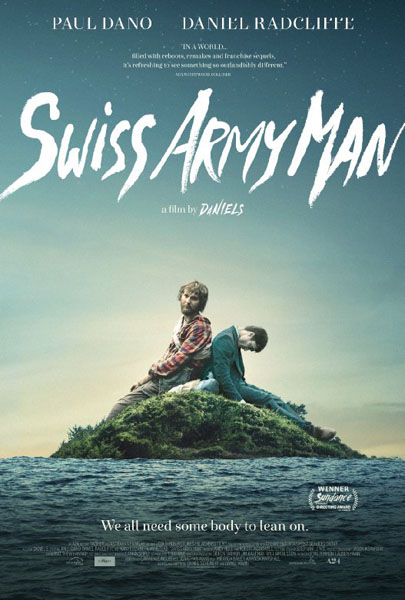 Swiss Army Man (2016) - Movie Poster
